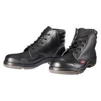 DONKEL Dynasty PU2(ドンケル ダイナスティPU2) 安全靴 二層底 樹脂先芯 ブラック 27.0cm D7003 1足 (直送品)