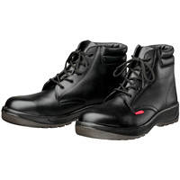 DONKEL Dynasty PU2(ドンケル ダイナスティPU2) 安全靴 二層底 樹脂先芯 ブラック 27.5cm D7003 1足 (直送品)