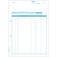 ヒサゴ 請求書(品名別) レーザープリンタ用 BP0307 1箱(500枚入)
