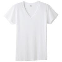 YG DRY&DEO VネックTシャツL