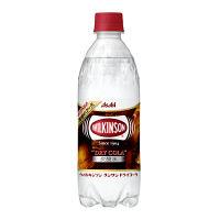 アサヒ飲料 ウィルキンソン タンサン ドライコーラ 500ml 1セット(48本)