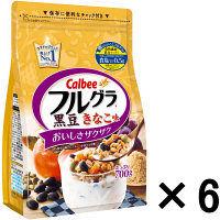 フルグラ黒豆きなこ味700g 6袋
