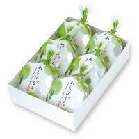銀座あけぼの わらびもち6個入 WM020 1箱 伊勢丹の贈り物