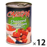 イタリア産 カリスパ ダイストマト 400g 1セット(12缶)