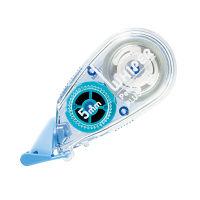 プラス 修正テープ ホワイパープチ 5mm幅 ブルー 49252