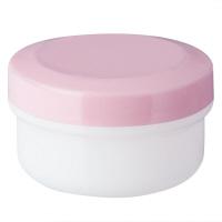 金鵄製作所 アルファ軟膏壺(増量型軟膏容器) 60mL ピンク 1袋(20個入)