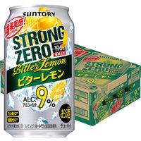 -196℃ストロングゼロ ビターレモン 350ml 24缶