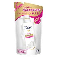 ダヴ(Dove) うねりケア シャンプー 詰め替え 350g ユニリーバ