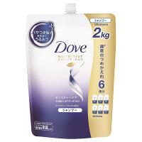 ダヴ(Dove) モイスチャーケア シャンプー 詰め替え 2000g ユニリーバ