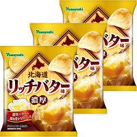 ヤマヒサ ポテトチップス 北海道リッチバター味 55g