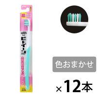 ビトイーンライオン 歯ブラシ ふつう 超コンパクトヘッド 1セット(12本)  ライオン
