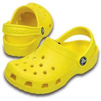 crocs(クロックス) クラシックキッズ 21cm レモン (取寄品)