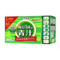 伊藤園 毎日1杯の青汁 有糖 (スティックタイプ) 7.5g×60本入