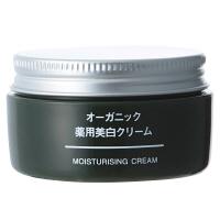 無印良品 オーガニック薬用美白クリーム 45g 37419841 良品計画
