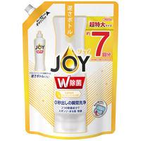 除菌ジョイコンパクト JOY スパークリングレモンの香り 超特大 1065mL 食器用洗剤 P&G