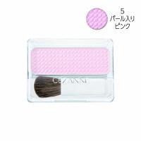 CEZANNE(セザンヌ) フェースコントロールカラー 5(パール入ピンク) 4.8g セザンヌ化粧品