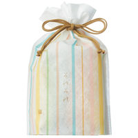 銀座あけぼの それぞれ巾着 (6袋入) 伊勢丹の贈り物