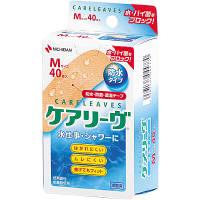 ケアリーヴ 防水タイプ Mサイズ 1箱(40枚入) ニチバン