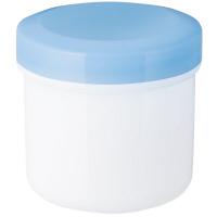 金鵄製作所 軟膏壺(定量型軟膏容器) 100mL スカイブルー 1袋(20個入)