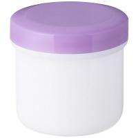 金鵄製作所 軟膏壺(定量型軟膏容器) 100mL パープル 1袋(20個入)