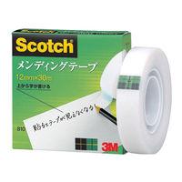 スコッチ メンディングテープ 810 (30m巻 巻芯径25mm) 810-1-12