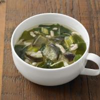 食べるスープ 揚げ茄子と豚肉の生姜スープ 37528154 無印良品