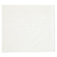 インド綿シェニールバスマット・L/オフ白 15021475 無印良品