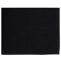 インド綿シェニールバスマット・L/ネイビー 15271566 無印良品