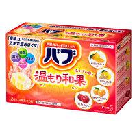 バブ 入浴剤 温もり和果 花王