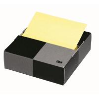 スリーエム ポスト・イット ポップアップノート 紙箱入り POP100Y BLA イエロー 74×69mm 3箱 (直送品)