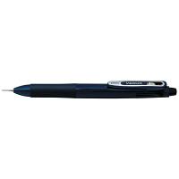 ゼブラ ゲルインク多色多機能ボールペン サラサ2+S 0.5mm 2色+シャープ ネイビー軸 SJ2-NV 2本 (直送品)