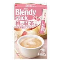ブレンディ スティック 桃の紅茶オレ