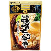 ミツカン 地鶏味噌ちゃんこ鍋つゆ 1袋