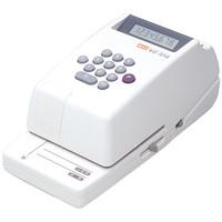 マックス 電子チェックライター 8桁 EC-310