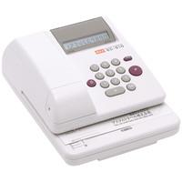 マックス 電子チェックライター 10桁 EC-510
