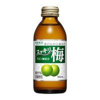 【アウトレット】常盤薬品 スッキリ梅 160ml 1箱 (30本入)