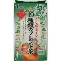 ノンカフェイン19種類のブレンド茶24入