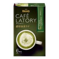 カフェラトリー濃厚抹茶ラテ 6本