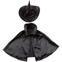 ハロウィン ケープセット ブラックウィッチ 1個 ジグ