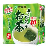 香り広がるお茶 緑茶TB 1袋
