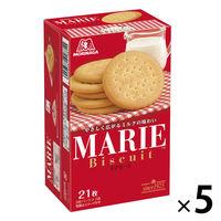 森永製菓 21枚 マリー 1セット(5個)