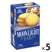 森永製菓 14枚 ムーンライト 1セット(5個)