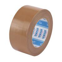 新布テープ No.760 0.15mm厚 50mm×50m巻 茶 積水化学工業