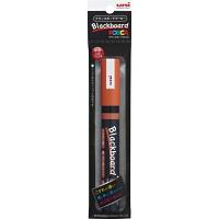 三菱鉛筆 BBポスカ 中字5M 橙 PCE2005M1P.4 5本 (直送品)