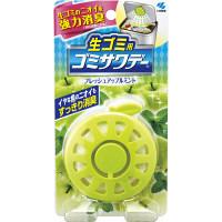 生ゴミ用ゴミサワデー  ゴミ箱用 フレッシュアップルミント 消臭剤 2.7ml 小林製薬