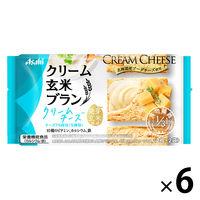 バランスアップ クリーム玄米ブラン クリームチーズ 1箱(6袋入) アサヒグループ食品 栄養調整食品