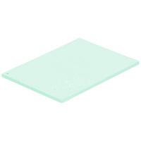 小林クリエイト カラーレセプト用紙 A4 1穴 あさぎ色 1パック(100枚入)