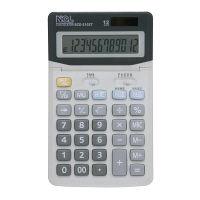 ナカバヤシ 電卓デスクトップタイプスタンダードM ECD-2102T 1個