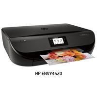 HP(ヒューレット・パッカード) A4インクジェット複合機 HP ENVY4520 F0V63A#ABJ