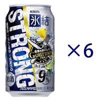 キリン 氷結 ストロング グルメ 6缶